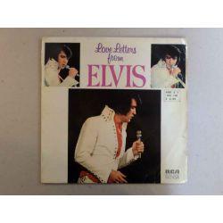 ELVIS PRESLEY - LOVE LETTERS FROM ELVIS PLAK