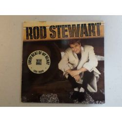 ROD STEWART - EVERY BEAT OF MY HEART PLAK