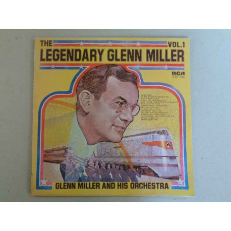 THE LEGENDARY GLENN MILLER VOL.1