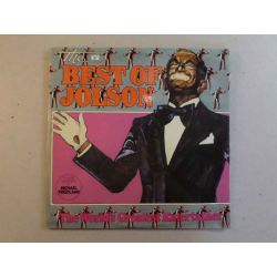 AL JOLSON - THE BEST OF JOLSON PLAK