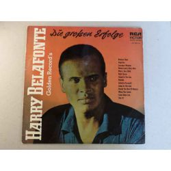 HARRY BELAFONTE'S GOLDEN RECORDS