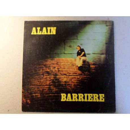 ALAIN BARRIERE PLAK