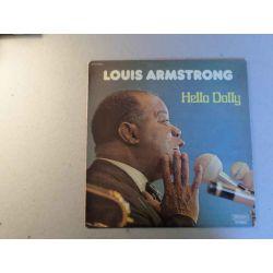 LOUIS ARMSTRONG - HELLO DOLLY PLAK