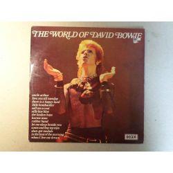 DAVID BOWIE - THE WORLD OF DAVID BOWIE PLAK
