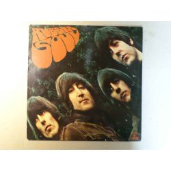 THE BEATLES - RUBBER SOUL PLAK