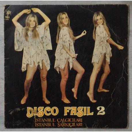 DISCO FASIL - 2 - PLAK