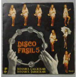 DISCO FASIL 5 - PLAK