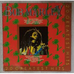 BOB MARLEY - 20 GREATEST HITS PLAK