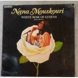 NANA MOUSKOURI - WHITE ROSE OF ATHENS PLAK