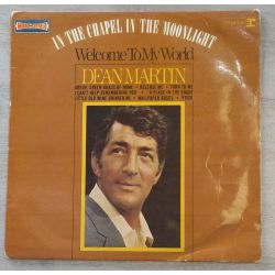 DEAN MARTIN - WELCOME TO MY WORLD PLAK