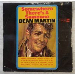 DEAN MARTIN - SOMEWHERE THERE'S A SOMEONE PLAK