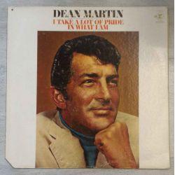 DEAN MARTIN - I TAKE A LOT OF PRIDE IN WHAT I AM PLAK