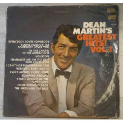 DEAN MARTIN - GREATEST HITS VOL 1 PLAK
