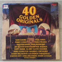 40 GOLDEN ORIGINALS