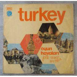 TURKEY OYUN HAVALARI PLAK