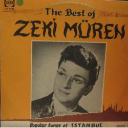 ZEKİ MÜREN - THE BEST OF ZEKİ MÜREN PLAK