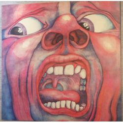 KING CRIMSON - IN THE COURT OF THE CRIMSON KING PLAK
