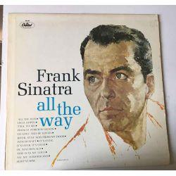 FRANK SINATRA - ALL THE WAY PLAK