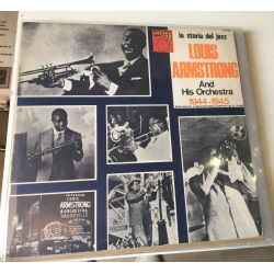 LOUIS ARMSTRONG -  AND HIS ORCHESTRA