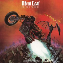 MEAT LOAF - BAT OUT OF HELL PLAK