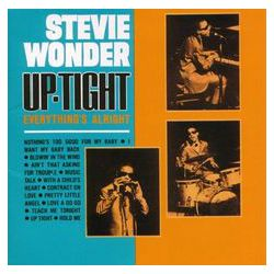 STEVIE WONDER - UPTIGHT EVERYTHING'S ALRIGHT PLAK