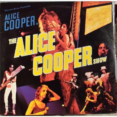 ALICE COOPER - THE ALICE COOPER SHOW PLAK