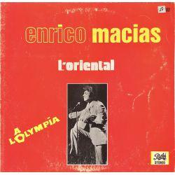 ENRICO MACIAS - L'ORIENTAL PLAK