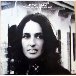 JOAN BAEZ - WHERE ARE YOU NOW MY SON PLAK