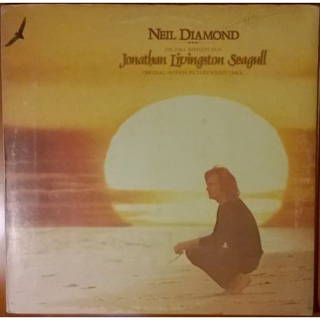 NEIL DIAMOND - JONATHAN LIVINGSTON SEAGULL PLAK