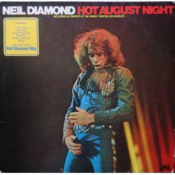NEIL DIAMOND - HOT AUGUST NIGHT PLAK
