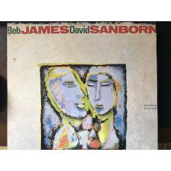 BOB JAMES DAVID SANBORNE - DOUBLE VISION PLAK