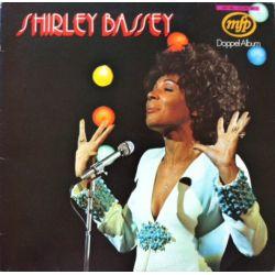 SHIRLEY BASSEY PLAK
