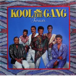 KOOL AND THE GANG - FOREVER PLAK