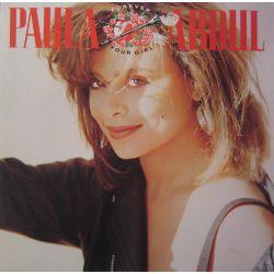 PAULA ABDUL - FOREVER YOUR GIRL PLAK