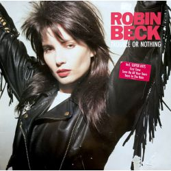 ROBIN BECK - TROUBLE OR NOTHING PLAK