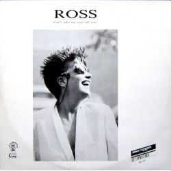 ROSS - CAN'T TAKE MY EYES OFF YOU PLAK