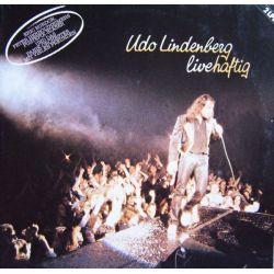 UDO LINDENBERG - LIVEHAFTIG PLAK
